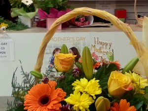 personalised mother's day flowers